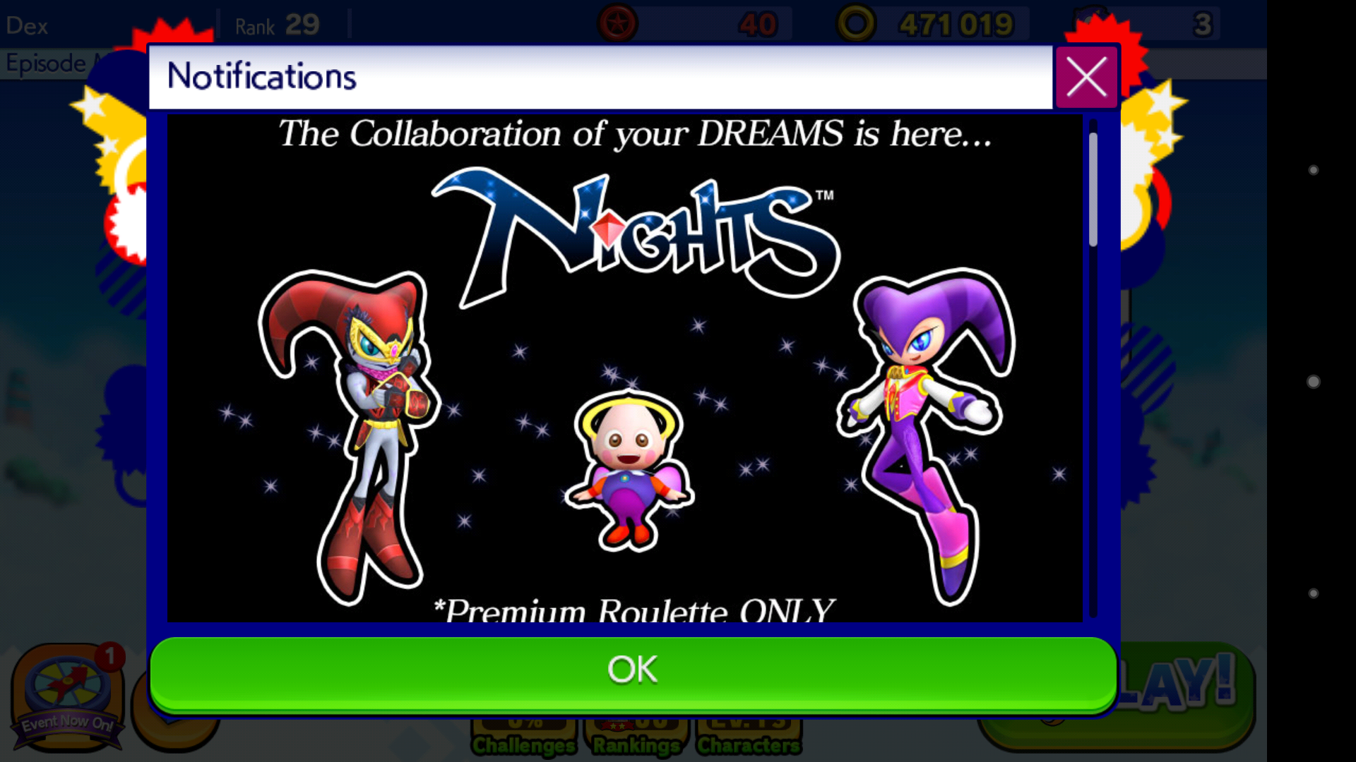 Sonic Runners Nights Into Dreams Com